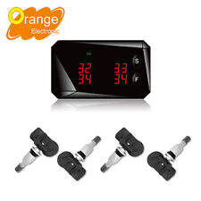 Orange P429 TPMS Orange Tire Orientation Wireless Auto-Locate 4 Sensors 74 Psi