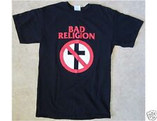 Bad Religion Size Small Black T-Shirt
