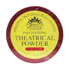 THE AUTHENTIC PALGANTONG Theatrical Face Powder Make up Original Beige 20g