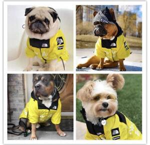The Dog Face Rain Jacket XL
