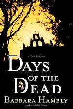 Days of the Dead, Hambly, Barbara,0553109545, Book, Good