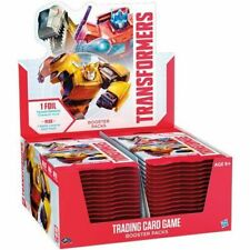 Transformers TCG: FACTORY SEALED SEASON 1 BASE BOOSTER BOX DISPLAY (30 Packs)