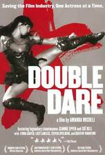 DOUBLE DARE Movie POSTER 27x40 Jeannie Epper Zoe Bell Lynda Carter Lucy Lawless
