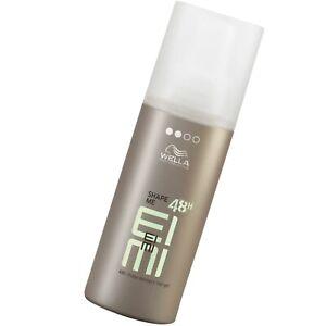 Wella EIMI Shape Me 48th Shape Memory HAIR GEL #2 Hold Texture 5.43 oz/154g New