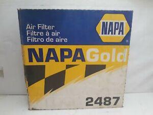 Napa Gold Air Filter 2487 fits Cadillac,Chevy & GMC
