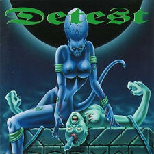 Detest Dorval Deathbreed CD