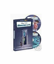 DISNEY PIXAR MONSTERS & Co De luxe (2 DVD) fuori catal.