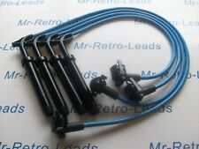 Silicone HT Ignition Lead Wire Set Ford Escort mk3//mk4 1.1 1.2 1.4 1.6 1.6i