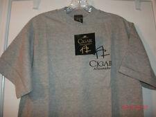 Aficionado Cigar T Shirt Size Small NWT Free Shipping!