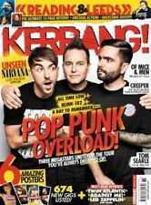 Kerrang Magazine Issue 1616 April 23rd 2016 Bring Me The Horizon Blink 182