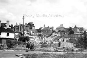 Gvc-85 The Ruins Of Folkestone, Kent July 1950. Photo