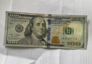 2009A $100 Hundred Dollar Star Bill *Excellent Condition * Ungraded
