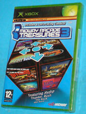 Midway Arcade Treasures 3 - Microsoft XBOX - PAL New Nuovo Sealed
