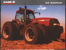 """CASE IH """"MX MAGNUM"""" Tractor Brochure Leaflet"""