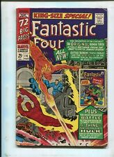 "FANTASTIC FOUR SPECIAL #4 - ""THE TORCH THAT WAS!"" - (5.0) 1966"