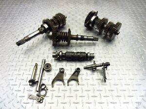 2005 01-05 Honda Goldwing GL1800 OEM Transmission Drum Shift Output Gears Forks