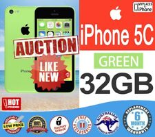 Apple iPhone 5C 32GB GREEN Smartphone 4G like NEW UNLOCK FAST Shipping WARRANTY