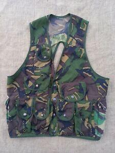 Rare Vintage ARKTIS DPM Jerkin Assault COP Vest SAS UKSF Used