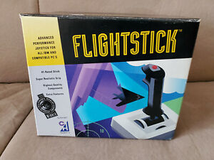 CH Flightstick PC game controller joystick