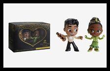 "Funko Disney Princess Mini Vinyl Figures Princess and The Frog ""Naveen & Tiana """