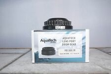 AquaTech Panasonic 7-14mm PZ Zoom Gear for AquaTech Delphin Elite Sport Housing