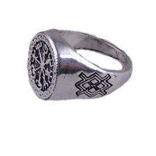 Vegvisir Aka Norse Viking Runic Compass Ring Pagan Asatru Vikings Rings