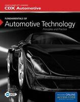 Fundamentals Of Automotive Technology by Kirk VanGelder