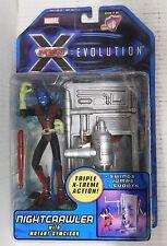 Toy Biz X-Men: Evolution NIGHTCRAWLER - Action Figure New on Card