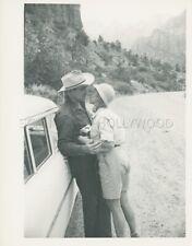 CLARK GABLE MARILYN MONROE THE MISFITS 1961 VINTAGE PHOTO ORIGINAL