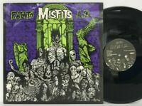Misfits – Earth A.D. / Wolfs Blood LP US Plan 9 DANZIG SAMHAIN RAMONES VINYL