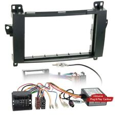 MERCEDES A-CLASS C/W169 04-12 2-Din Car Radio Installation Set Canbus FACEPLATE