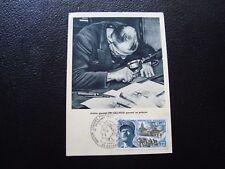 FRANCE - carte 11-12/4/1970 (sochaux) (B12) french