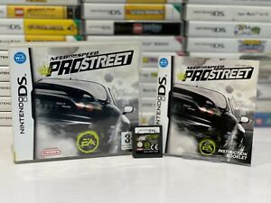DS, 3DS & 2DS -Need for Speed: ProStreet  - UK Stock