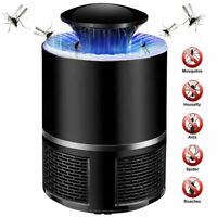 Electric UV Mosquito Killer Lamp LED Light Pest Fly Bug Insect Zapper Trap USB