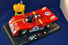 1/18 1972 FERRARI 312 P #2 MARIO ANDRETTI WITH SHELL FUEL TANK -EXTRIMELY RARE .
