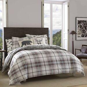 Eddie Bauer Home | Alder Collection|100% Cotton Soft, 3-Piece Bedding Set, Queen
