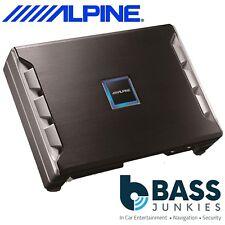 Alpine PDR-F50 - 4 Channel Class D Digital Amplifier 4/3/2 Channel