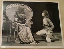 1968 Theatre Press Photo: Angela Thorne Kay Barlow TWELFTH NIGHT (24.5 X 20.5cm)