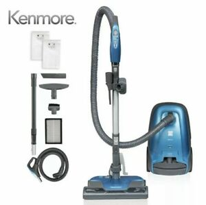 Kenmore BC3005 Lightweight Bagged Canister Vacuum Cleaner With HEPA Filter