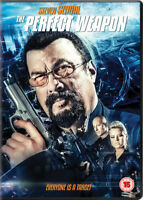 The Perfect Weapon DVD (2017) Steven Seagal, Paar (DIR) cert 15 ***NEW***