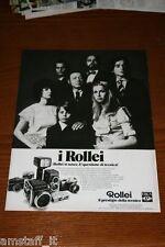 BM19=1972=ROLLEIFLEX=PUBBLICITA'=ADVERTISING=WERBUNG=