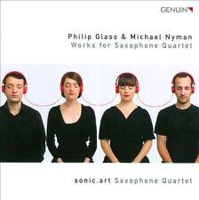 Works for Saxophone Quartet, New Music