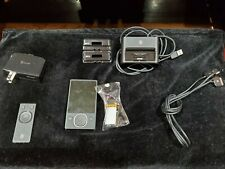Lot of Zune Accessories and 80GB Zune