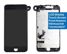 iphone 7 Plus (5.5) LCD Display Vormontiert Schwarz Einheit.