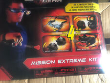 NEW Secret Agent Spy Gear Mission Extreme NIGHT GOGGLES SONIC BLASTER MOTION +