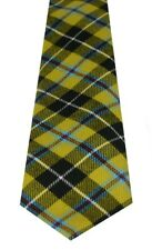 CORNISH NATIONAL TARTAN  PURE WOOL TIE by LOCHCARRON of SCOTLAND