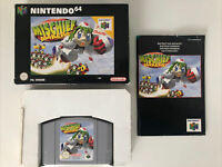 Nintendo 64 - Mischief Makers - CIB - N64 - Classic Game!
