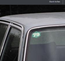 Vignette 1979 - Renault 8 12 14 15 16 17 R8 R12 R14 R16 R17 Gordini TS stickers