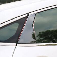 For Honda Civic Sedan 16-2018 Glossy Black Window Pillar Post Accent Trim Cover