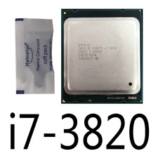 Intel Core i7-3820 3.6GHz LGA2011 4-Core 130W CPU Processor